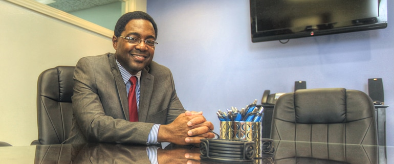 Albert Lee - President of Tampa Bay Black Business Investment Corp.